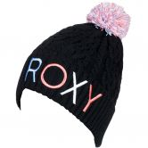 Roxy - Baylee Beanie Kinder true black