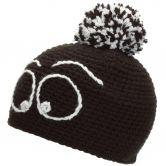 Eisbär - Coolkid Pompom Mütze Kinder schwarz