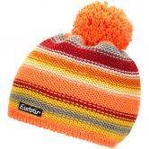 Eisbär - Caja Pompom Mütze Kinder orange