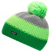 Eisbär - Star Neon Pompom Hat Kids green