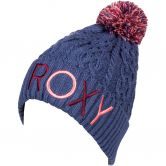Roxy - Baylee Beanie Kids crown blue