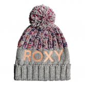 Roxy - Alyeska Beanie Kids heather grey