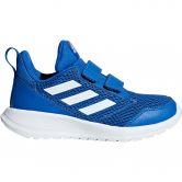 adidas - AltaRun Running Shoes Kids blue footwear white