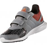 adidas - Hyperfast 2.0 CF Laufschuh Kinder grey core black orange