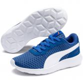Puma - ST Activate AC PS Sneaker Kinder bright cobalt puma white