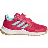 adidas - FortaGym CF K Sports Shoes Kids energy pink energy aqua ftwr white