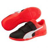 Puma - Evo Speed 5.5 It V Jr red blast