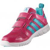 adidas - STA Fluid 3 CF Hallenschuh Kinder pink