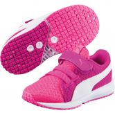 Puma - Carson Runner Mesh VE V Kinder knockout pink