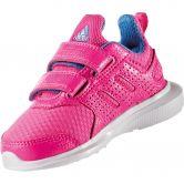adidas - Hyperfast 2.0 CF I Laufschuh Kinder shock pink ray blue white
