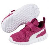 Puma - Carson 2 V Inf Infant Shoes magenta haze fig puma white