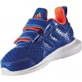 adidas - Hyperfast 2.0 CF I Laufschuh Kinder collegiate royal white solar red