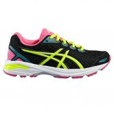 ASICS - GT-1000 5 GS Laufschuhe Kinder black yellow