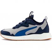 Puma - NRGY Neko Skim Youth Sneaker Kids peacoat high rise galaxy blue