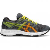 ASICS - Contend 5 GS Running Shoes Kids metropolis shocking orange