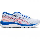ASICS - Gel-Cumulus 21 GS Running Shoes Kids soft sky sun coral