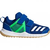 adidas - FortaGym Trainingsschuhe Kinder collegiate royal footwear white shock lime