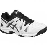 ASICS - Gel-Game 5 GS Tennisschuh Kids white black