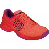 Wilson - Kaos Comp Junior radiant red