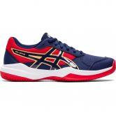 ASICS - Gel Game 7 Clay GS Tennisschuhe Kinder peacoat