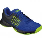 Wilson - Kaos Comp Junior blue iris