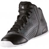 adidas - Next Level Speed IV Basketballschuh Kinder core black solid grey white