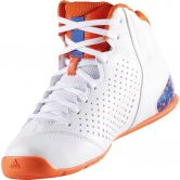 adidas - Next Level Speed IV NBA Basketballschuh Kinder white blue orange