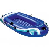 Happy People - Seewolf Rubber Boat 230 (190 kg) blue