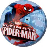 Happy People - Spidermann PVC Spielball blau