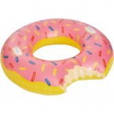Happy People - Donut XXL Schwimmring rosa