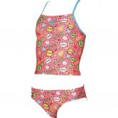Arena - Fantasy Jr Tankini Girls pink