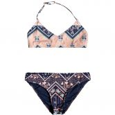 Roxy - Heart In The Waves Bikini Mädchen medieval blue newport