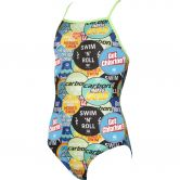 Arena - Watchword Junior Swimsuit Girls mixed