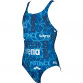 Arena - Evolution Jr Swimsuit Girls blue