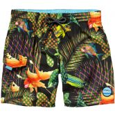 O'Neill - Flying High Boardshorts Jungen black aop