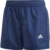 adidas - Classic Badge of Sport Swim Shorts Boys tech indigo