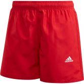 adidas - Classic Badge of Sport Badeshorts Jungen scarlet