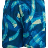 adidas - Parley Swim Shorts Boys legend marine true blue