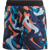 adidas - Primeblue Badeshorts Jungen black sharp blue