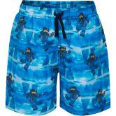 Lego® Wear - Platon 303 Ninjago Swim Shorts Kids blue