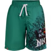Lego® Wear - CM-51360 Ninjago Badehose Jungen green melange