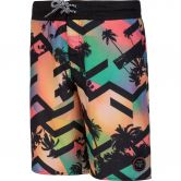 Protest - Brendon Jr Beachshorts Jungen true black