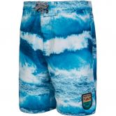 Protest - Norwell Jr Beach Shorts Boys medium blue