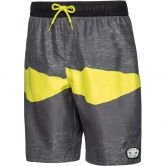 Protest - Caleb JR Badeshorts Kinder lime up