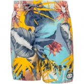 Protest - Yuma JR Badeshorts Kinder ocean breeze