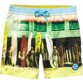 O'Neill - Surfs Out Boardshorts Jungen yellow aop