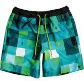 Quiksilver - ​Check Mark Shorts Jungen viridian green