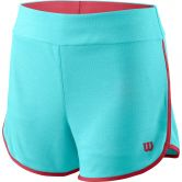 Wilson - Core 3.5 Tennisshorts Mädchen island paradise heather holly berry