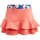 adidas - Frill Tennis Skirt Girls semi flash red