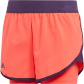 adidas - Club Shorts Mädchen shock red legend purple